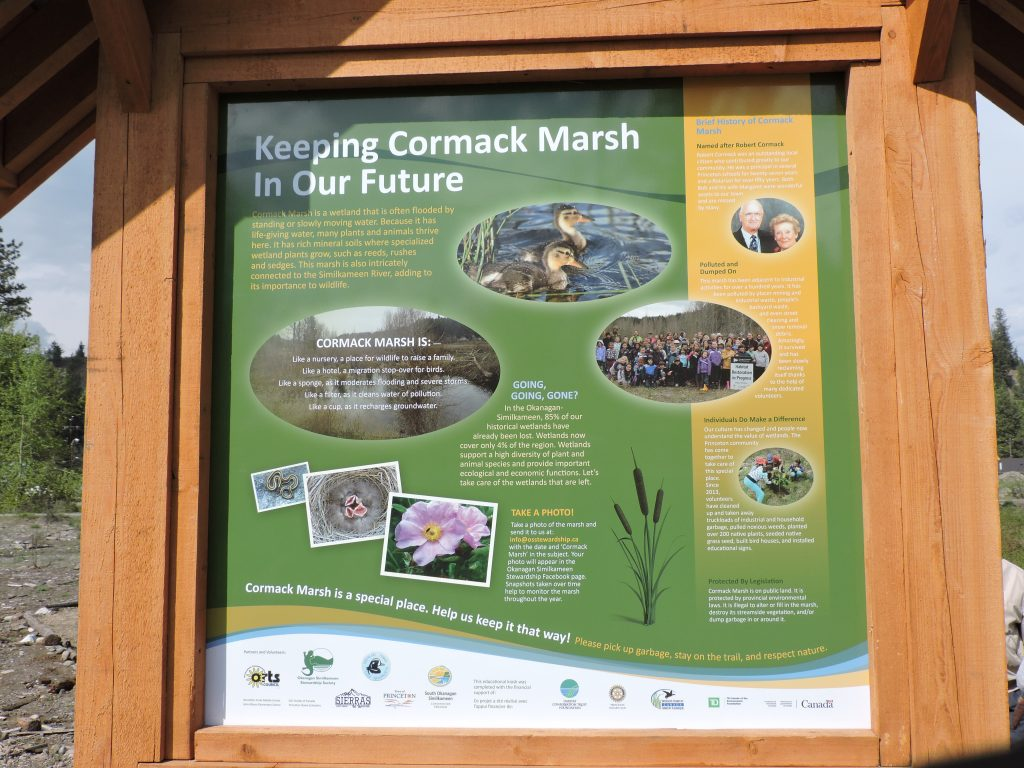 Photo: Cormack Marsh Sign